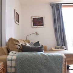 Апартаменты River View Apartment in London комната для гостей фото 4