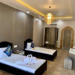Отель Hai Au Mui Ne Beach Resort & Spa Фантхьет спа фото 2