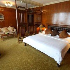 Отель The Tawana Bangkok комната для гостей фото 3