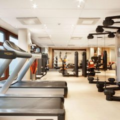 Отель Scandic Park Хельсинки фитнесс-зал