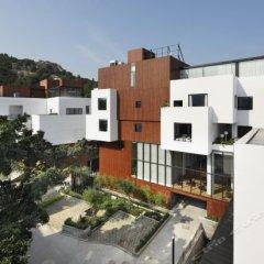 Отель Wind Xiamen Китай, Сямынь - отзывы, цены и фото номеров - забронировать отель Wind Xiamen онлайн балкон