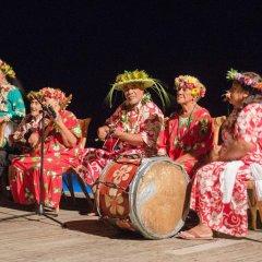 Отель Sofitel Bora Bora Marara Beach Hotel Французская Полинезия, Бора-Бора - отзывы, цены и фото номеров - забронировать отель Sofitel Bora Bora Marara Beach Hotel онлайн развлечения