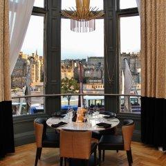 Hotel Indigo Edinburgh - Princes Street питание