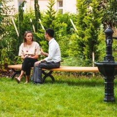 Отель EMPIRENT Garden Suites фитнесс-зал