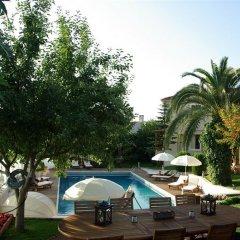 Parla Viens Suites Турция, Гебзе - отзывы, цены и фото номеров - забронировать отель Parla Viens Suites онлайн бассейн фото 3
