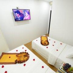 Hanoi Golden Hostel комната для гостей фото 5
