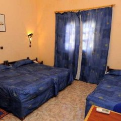 Отель Nadia Марокко, Уарзазат - отзывы, цены и фото номеров - забронировать отель Nadia онлайн комната для гостей фото 3