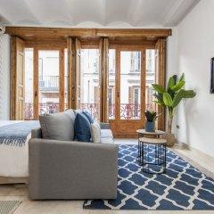 Отель Apartamento Plaza Santa Ana II Мадрид комната для гостей фото 5