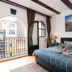Отель Crown Bed and Breakfast Amsterdam комната для гостей фото 3