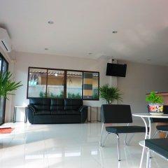 Отель Wongmuang Place интерьер отеля
