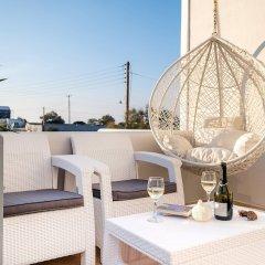 Отель Paradise Traditional Cycladic House Греция, Остров Санторини - отзывы, цены и фото номеров - забронировать отель Paradise Traditional Cycladic House онлайн балкон