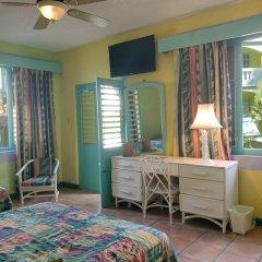 Отель Doctors Cave Beach Hotel Ямайка, Монтего-Бей - отзывы, цены и фото номеров - забронировать отель Doctors Cave Beach Hotel онлайн удобства в номере