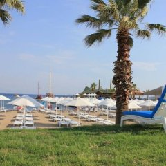Отель Ramada Resort Bodrum пляж
