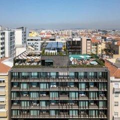 Отель Lux Lisboa Park фото 13