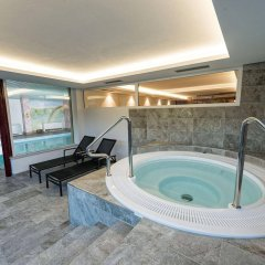 Отель Alpenland Италия, Горнолыжный курорт Ортлер - отзывы, цены и фото номеров - забронировать отель Alpenland онлайн бассейн фото 2