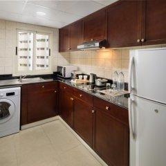 Апартаменты Savoy Crest Apartments Дубай в номере