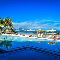 Отель InterContinental Resort Mauritius бассейн