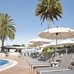 Отель Son Matias Beach бассейн