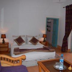 Отель Riad Agathe Марракеш комната для гостей