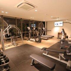 Отель Celes Beachfront Resort Самуи фитнесс-зал фото 3