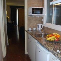 Отель Aparthotel Atenea Calabria Испания, Барселона - 12 отзывов об отеле, цены и фото номеров - забронировать отель Aparthotel Atenea Calabria онлайн