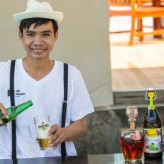 Отель The Melody Phuket гостиничный бар