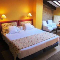 Отель Palacio Obispo Испания, Фуэнтеррабиа - отзывы, цены и фото номеров - забронировать отель Palacio Obispo онлайн комната для гостей фото 2