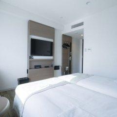 Отель Via Inn Higashi Ginza комната для гостей фото 3