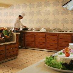 Отель Nissi Beach Resort питание