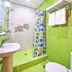 Отель Атлас Иркутск ванная