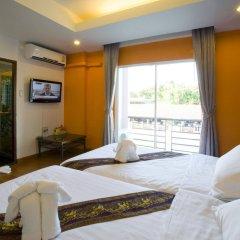 Отель Korbua House комната для гостей фото 2