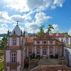 Отель Pestana Palacio Do Freixo Pousada And National Monument Порту приотельная территория