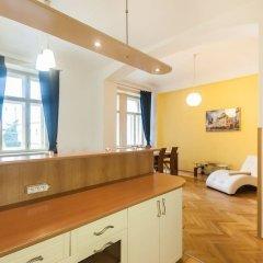 Апартаменты Central Apartment With Netflix Subscription 2 Bedroom Apts Прага в номере