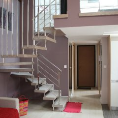 Отель Happy Few - Le Duplex Франция, Ницца - отзывы, цены и фото номеров - забронировать отель Happy Few - Le Duplex онлайн интерьер отеля