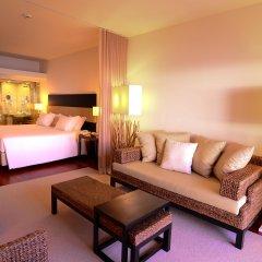 Отель Crowne Plaza Vilamoura Португалия, Виламура - 2 отзыва об отеле, цены и фото номеров - забронировать отель Crowne Plaza Vilamoura онлайн комната для гостей фото 3