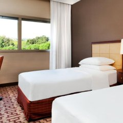 Sheraton Roma Hotel & Conference Center комната для гостей фото 3