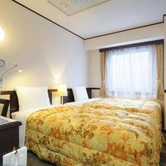 Отель Toyoko Inn Hokkaido Tomakomai Ekimae Япония, Томакомай - отзывы, цены и фото номеров - забронировать отель Toyoko Inn Hokkaido Tomakomai Ekimae онлайн комната для гостей фото 5