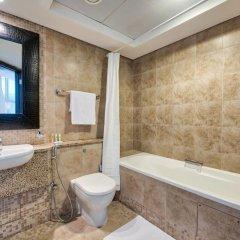 Апартаменты Luxury Apartment Steps Away From Everything! Дубай ванная