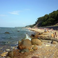 Гостиница Старый Дуб Светлогорск пляж фото 2