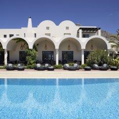 Отель 9 Muses Santorini Resort бассейн фото 3
