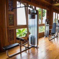 Отель Santhiya Koh Yao Yai Resort & Spa фитнесс-зал фото 4