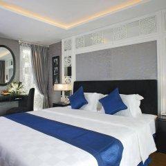 Отель Church Boutique Hotel - Hang Ca Вьетнам, Ханой - отзывы, цены и фото номеров - забронировать отель Church Boutique Hotel - Hang Ca онлайн комната для гостей фото 4