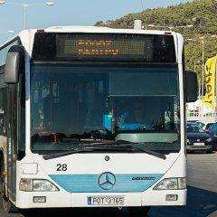 Sperveri Boutique Hotel городской автобус