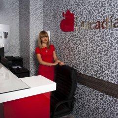 Мини-отель iArcadia интерьер отеля