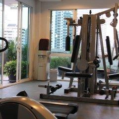 Отель FuramaXclusive Asoke, Bangkok фитнесс-зал фото 3