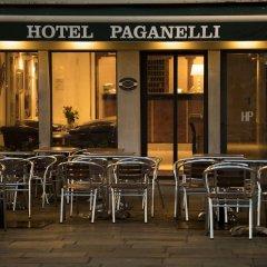 Отель Paganelli питание фото 3