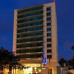 Отель Holiday Inn Express San Pedro Sula Гондурас, Сан-Педро-Сула - отзывы, цены и фото номеров - забронировать отель Holiday Inn Express San Pedro Sula онлайн вид на фасад