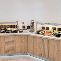 Отель Santorini Kastelli Resort Греция, Остров Санторини - отзывы, цены и фото номеров - забронировать отель Santorini Kastelli Resort онлайн пляж фото 2