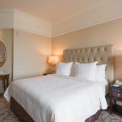 Four Seasons Hotel Singapore 5* Номер Делюкс с различными типами кроватей фото 4