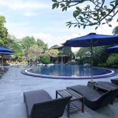 Отель Matahari Bungalow бассейн фото 3
